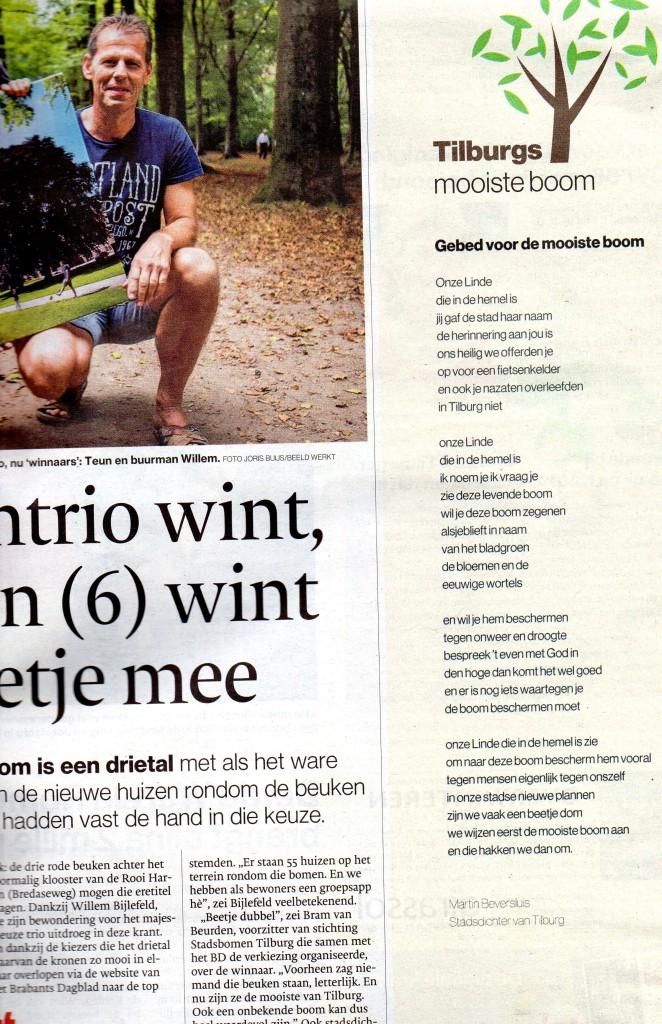 Brabants Dagblad 26-09-2016